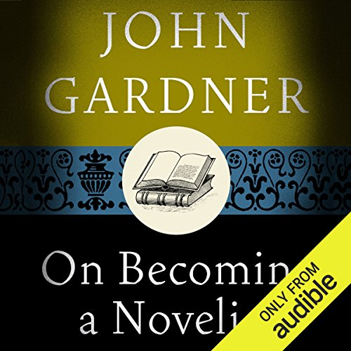 On Becoming a Novelist audiobook cover art