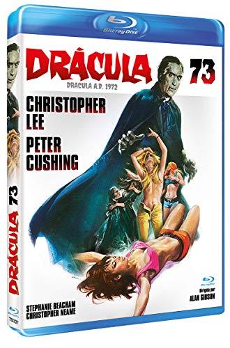 Drácula 73 BD 1972 Drácula 72 [Blu-ray]