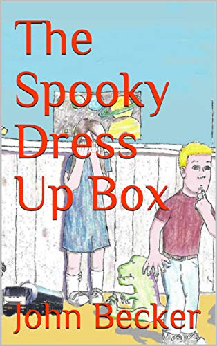 The Spooky Dress Up Box (English Edition)