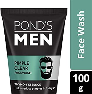 Pond's Acno Clear Anti Pimple Face Wash, 100g