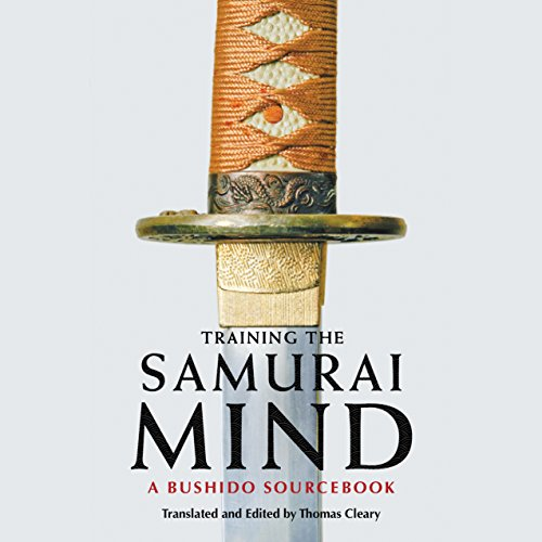 Training the Samurai Mind cover art