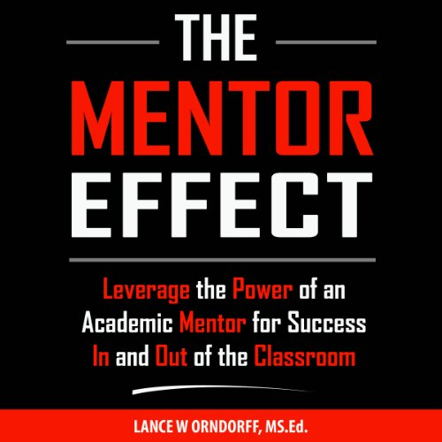 The Mentor Effect audiobook cover art