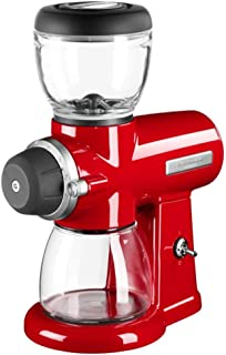 KitchenAid 5KCG0702EER - Molinillo de café (185 W, 220-240 V, 50-60 Hz, 4,5 kg, 254 mm, 150 mm)