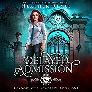 Delayed Admission cover art