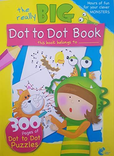 the really BIG Dot To Dot Book