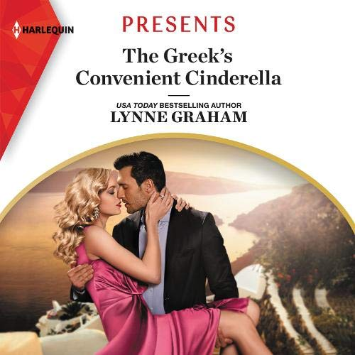 The Greek's Convenient Cinderella cover art