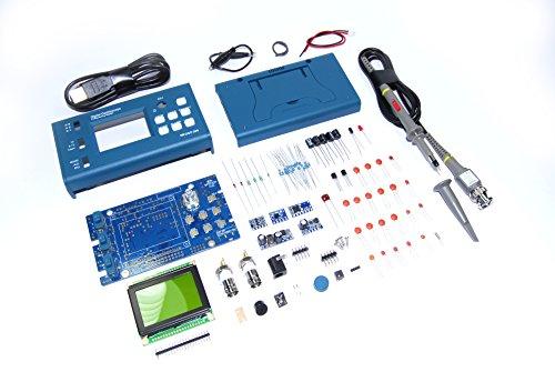 JYE-Tech DSO068 Digitales Oszilloskop Kit 06804K ungelötet DIY DS0