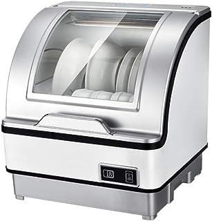 CuiCui Máquina De Lavavajillas Inteligente Eléctrica para El Hogar Máquina De Lavavajillas Automática De Escritorio
