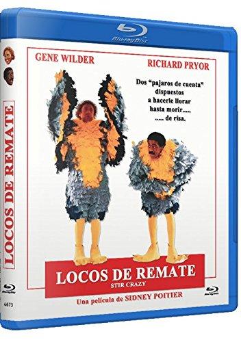 Locos de Remate BD 1980 Stir Crazy [Blu-ray]