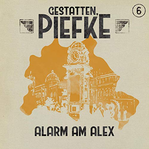 Alarm am Alex  By  cover art