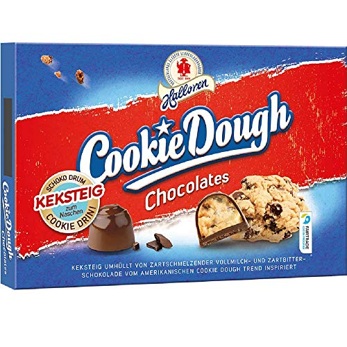 Halloren Cookie Dough Chocolates 5x 150g