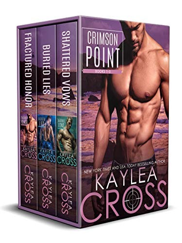 Crimson Point Box Set Vol. 1 (Crimson Point Series) by [Kaylea Cross]