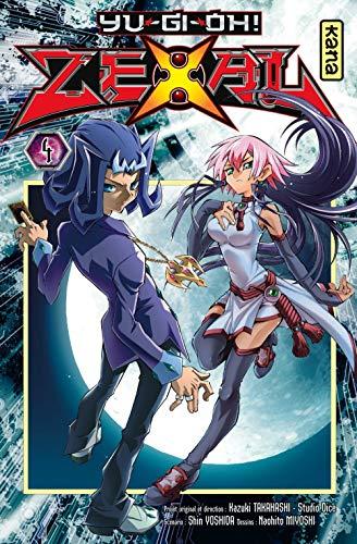 Yu-Gi-Oh! Zexal, tome 4