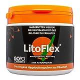 LITOFLEX HAGEBUTTE GOPO Pulver 300 g - Hagebuttenpulver für bewegliche Gelenke