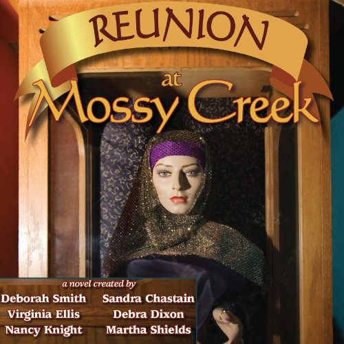 Reunion at Mossy Creek audiobook cover art