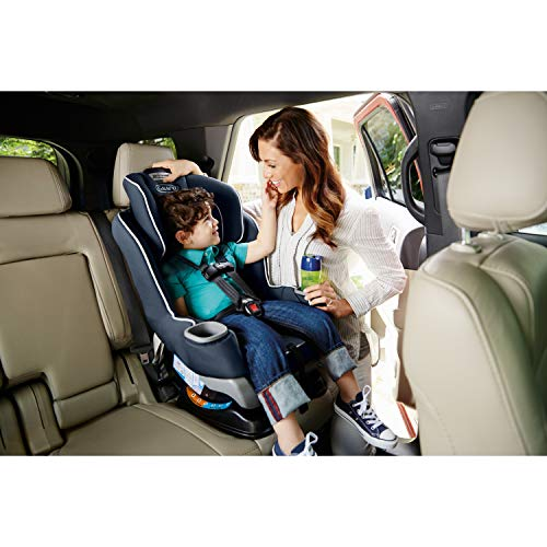 Graco Extend2Fit® Convertible Car Seat Mack