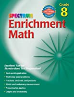 Spectrum Enrichment Math, Grade 8