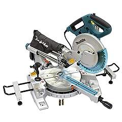 Makita Tool LS1018LN Snij- en Miter Pull Saw, 240 V, Blauw*