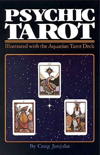 Psychic Tarot: Illustrated with the Aquarian Tarot Deck (English Edition)