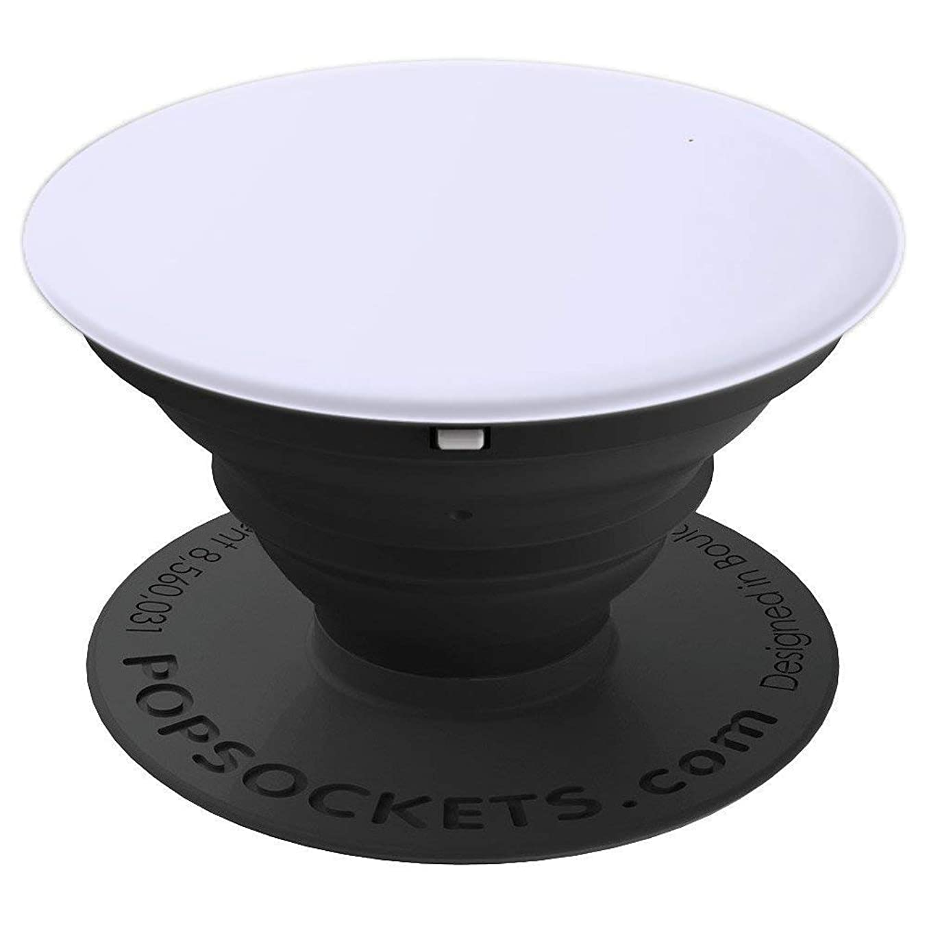Lavendar Pastel Plain Color - PopSockets Grip and Stand for Phones and Tablets