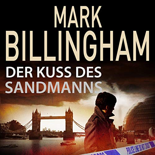 Der Kuss des Sandmanns cover art