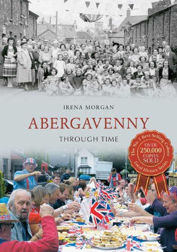 Abergavenny Through Time (English Edition)