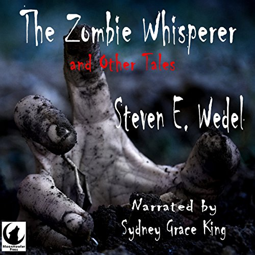 The Zombie Whisperer audiobook cover art