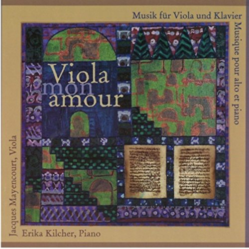 Viola mon Amour, Musik für Viola und Klavier