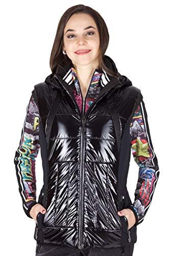 Sportalm Ski Weste Shad 902612118 Black 59 Größe 34
