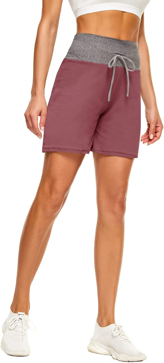 """QGGQDD 5"""" Casual Shorts for Loung – New sales Workout Women Max 44% OFF Yoga"""