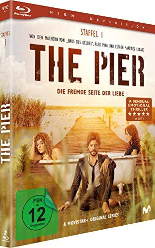 The Pier - Die Fremde Seite der Liebe - Staffel 1 - [Blu-ray] [Alemania]