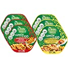 John West Lunch on The Go (Mediterranean Style Tuna Salad & French Style Tuna Salad) 6 Pack