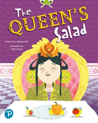 avis leses salades professionnel Lisez Bug Club Together: Queen's Salad (Inception)