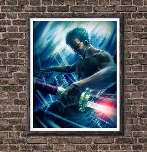 As low as $3.00 Anime Poster Art Use promo code: MYORWDKI Works on select options with no quantity limit
