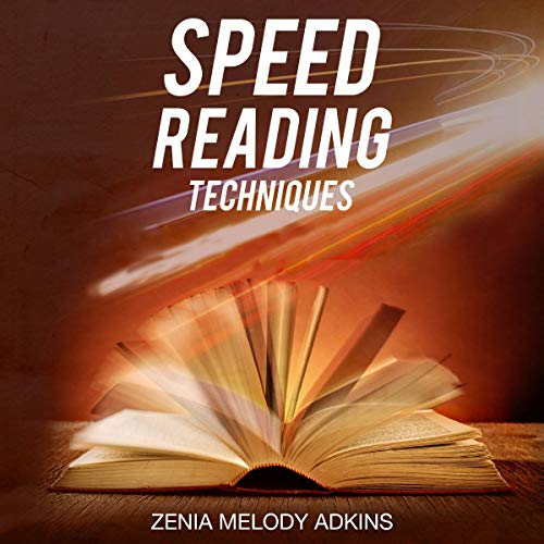 Speed Reading Techniques cover art