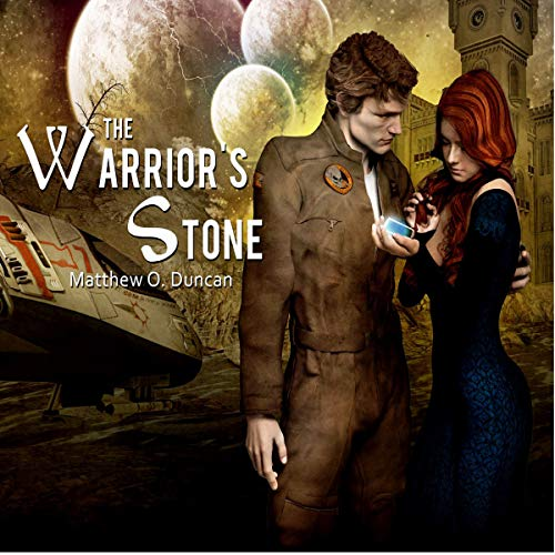 The Warrior's Stone audiobook cover art