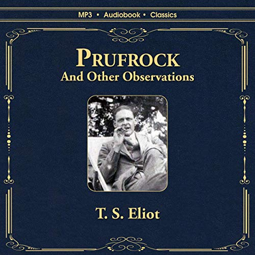 Prufrock and Other Observations  By  cover art
