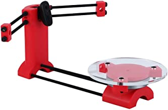 Homgrace Open Source Ciclop DIY 3D Systems Scanner Kit for Ciclop Printer Portable Advanced Laser Scanner Injection Molding Parts