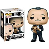 Funko Pop Movies : The Godfather - Vito Corleone 3.75inch Vinyl Gift for Movies Fans...