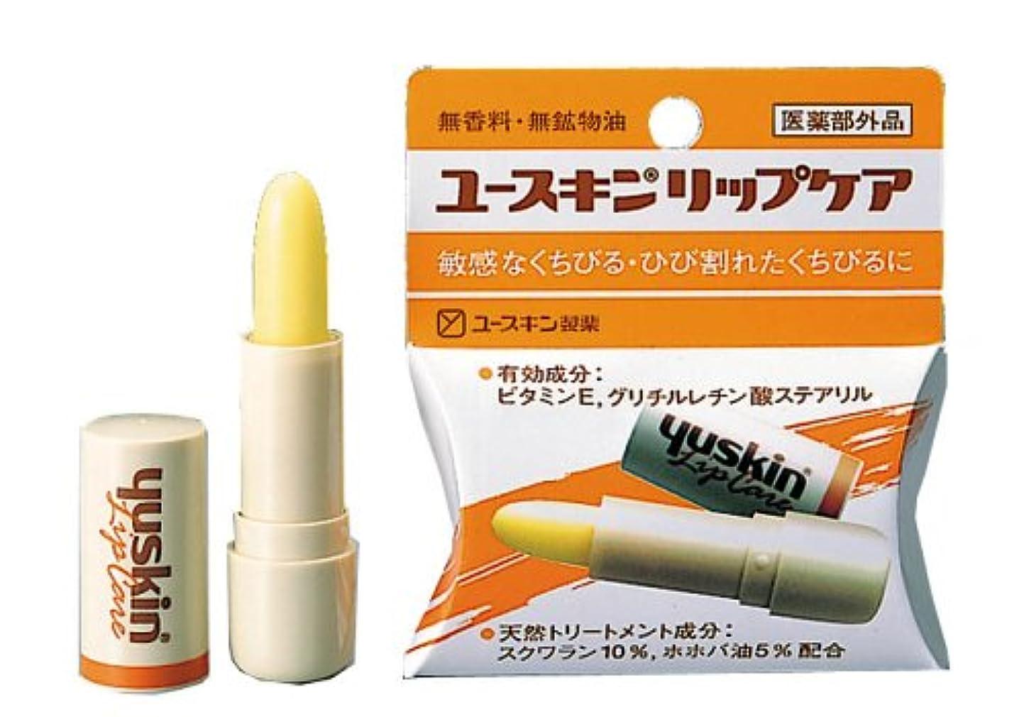 急流ナンセンス海洋ユースキン リップケア 3.5g (薬用リップクリーム) 【医薬部外品】