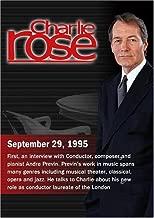 Charlie Rose September 29, 1995