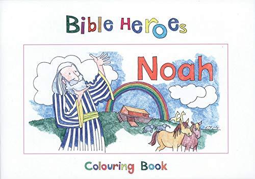 Bible Heroes Noah (Bible Art)