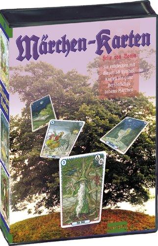 Märchen-Karten: Karten plus Buch