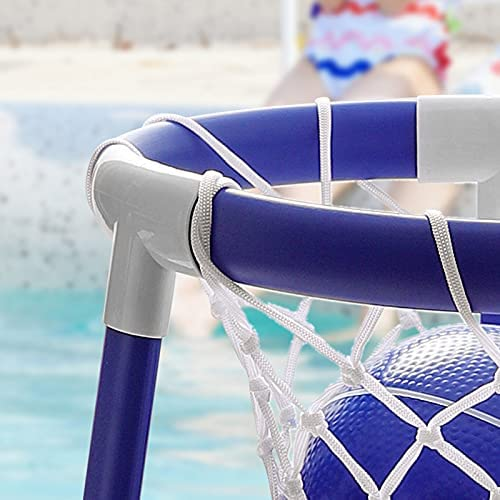 Lingfeng Opening large release sale Swimming Pool Toy Basketball Fresno Mall Floating Water Hoop B