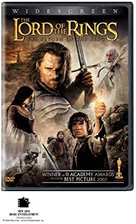 The Lord of the Rings: The Return of the King (Two-Disc Widescreen Theatrical Edition) by New Line Home Video