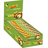PowerBar Natural Protein Vegan - Nutrición deportiva - Banana Chocolate 24 x 40g marrón/azul 2018