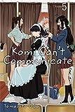 Komi Can't Communicate, Vol. 5