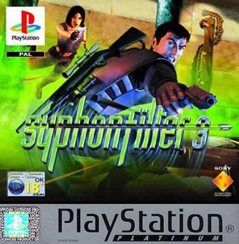 Playstation 1 - Syphon Filter 3