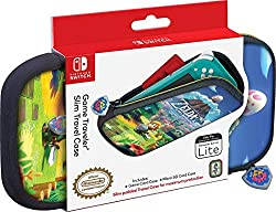 Padded separator to protect the screen with zippered mesh pocket for Joy-Con wrist straps and additional games. Each of these Boxes holds up to 4 games and is easily stowed under the Nintendo Switch each of these Boxes can hold 2 micro SD cards and f...