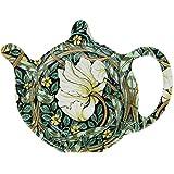 Lesser & Pavey William Morris Pimpernel - Soporte para bolsas de té (melamina)...